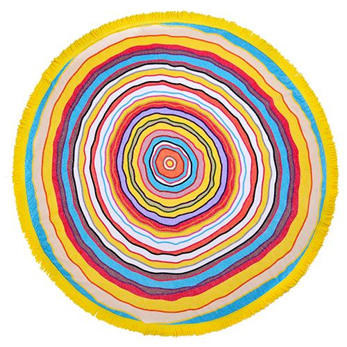 Circle Round Towel