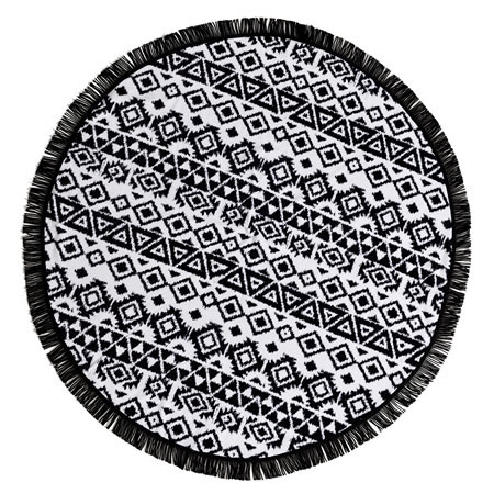 Iroguois Round Towel