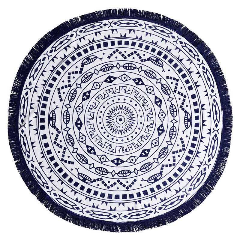 Prana Round Towel